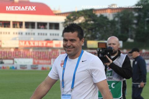 """Cum poate rămâne Dinamo fără antrenor în orice moment. Cosmin Contra: """"În fotbal se întâmplă multe!"""""""
