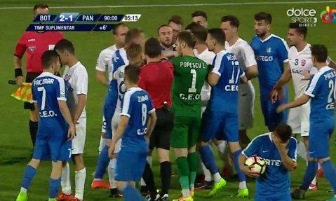 """Retrogradaţi în minutul 90+4 al ultimei etape! Modul INCREDIBIL în care Pandurii a picat în Liga 2, după un meci cu final nebun, în care fanii gazdelor scandau """"Timişoara, Timişoara!"""""""