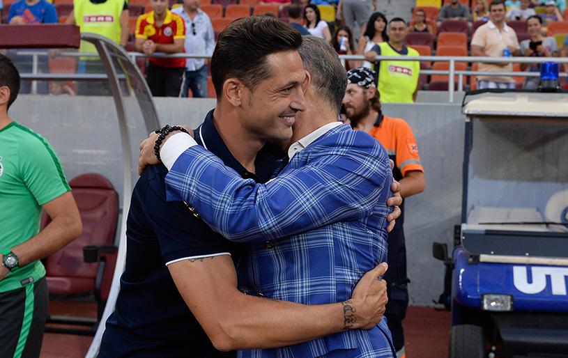 """Mirel Rădoi îl """"înţeapă"""" din nou pe Becali: """"A pierdut campionatul pentru că s-a lăcomit la două milioane de euro!"""" Jucătorul cu care FCSB ar fi câştigat titlul: """"Nu trebuia să-l dea"""""""