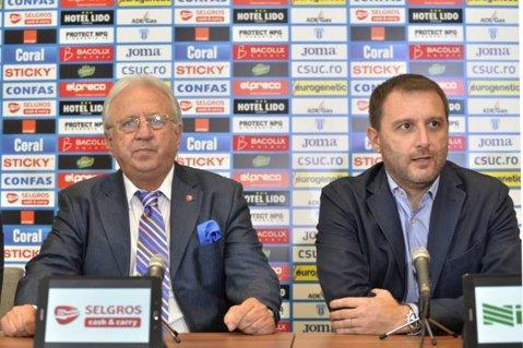 """Devis Mangia are gânduri mari: """"Ne vom lupta pentru intrarea în grupele Europa League!"""" Jucător de 35 de milioane de euro pe care l-ar vrea la Craiova"""