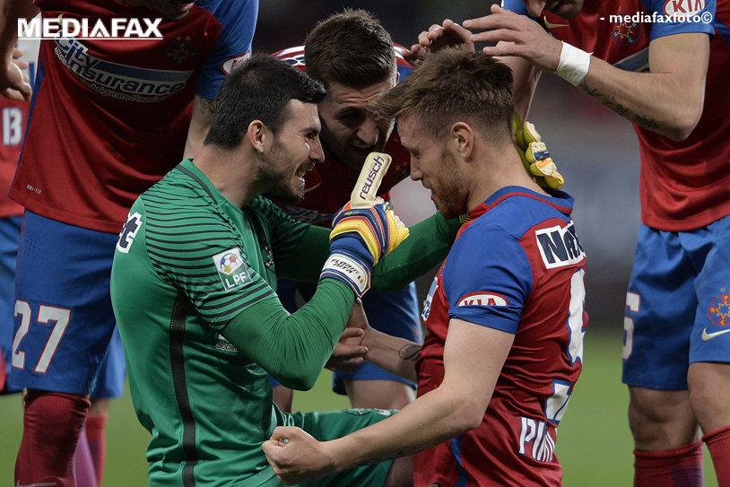 """""""I-am spus să-şi încheie cariera la Steaua!"""" FCSB şi-a asigurat un post pentru mulţi ani. Jucătorul care a refuzat oferte din străinătate pentru a continua în Liga 1"""