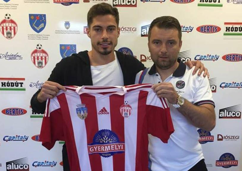Sepsi OSK s-a pus pe treabă după promovarea în Liga 1! OFICIAL | Claudiu Herea va juca la Sfântu Gheorghe