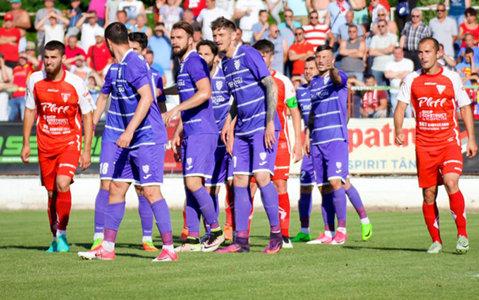 """ACS Poli se menţine în Liga 1 după un sezon de vis, pornit de la -14 puncte! Reacţia jucătorilor după barajul câştigat cu UTA: """"E de necrezut că am evitat retrogradare"""""""