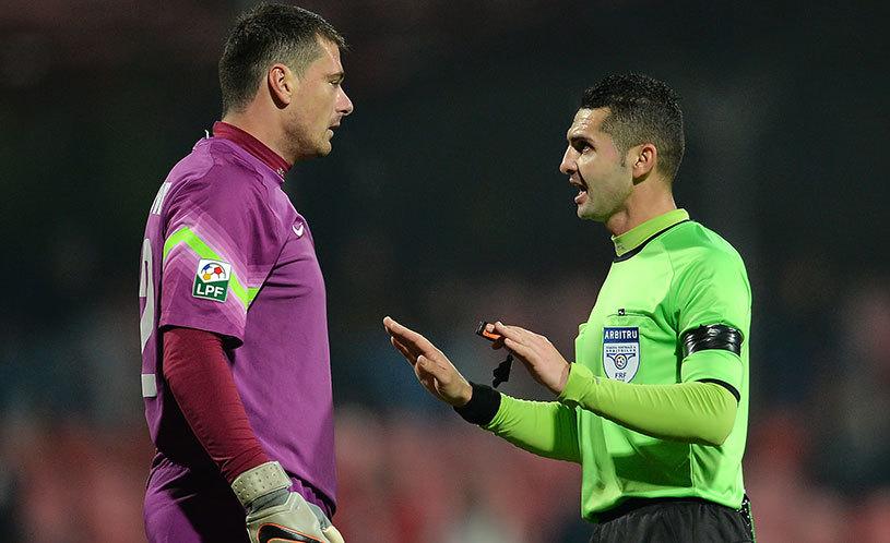 """Haos total la o echipă din Liga 1. Portarul este acuzat că a vandalizat magazia clubului şi şi-a lăsat colegii fără echipament: """"Este o minciună!"""""""
