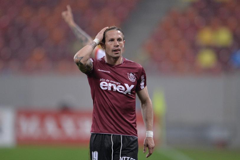 """Ciprian Deac a dezvăluit motivul pentru care a refuzat oferta de la FCSB: """"Am avut contractul pe masă"""""""