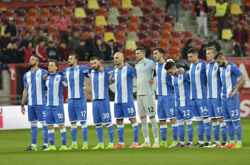 CS Universitatea Craiova va juca un meci amical cu ŢSKA Sofia, în locul celui cu Zenit