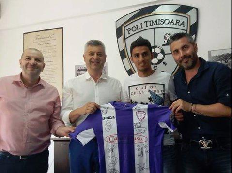 Au reuşit minunea, iar acum s-au pus pe transferat! Doi jucători importanţi din Liga 1 au semnat cu ACS Poli Timişoara
