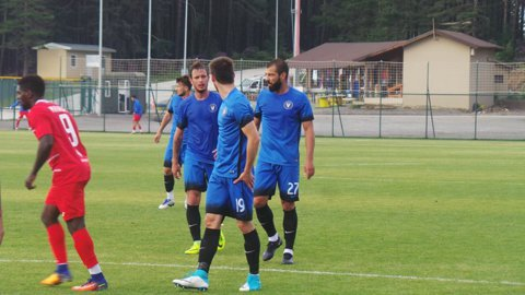 VIDEO | A venit şi prima victorie în amicale pentru Viitorul! Trupa lui Hagi a trecut cu 2-1 de o posibilă adversară a Astrei din Europa League. Cum s-au înscris golurile