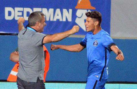 S-a aflat numele clubului din străinătate care oferă 3 milioane de euro pentru Florinel Coman. Motivul pentru care Gică Hagi ezită să dea un răspuns