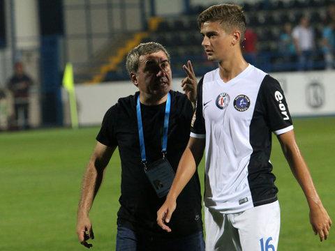 VIDEO | Sfatul lui Hagi pentru Nedelcu în timp ce negocia cu FCSB şi MOTIVUL pentru care l-a refuzat pe Becali deşi era de acord cu salariul oferit