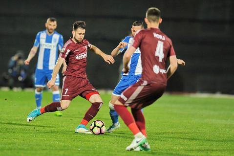 SURPRIZĂ | Jucătorul de la CFR dorit în Serie A! Ardelenii cer 700.000 de euro