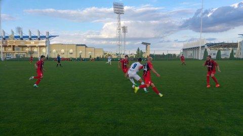 Un nou succes pentru ieşeni în cantonamentul de la Tiraspol: 1-0 cu Zaria Bălţi