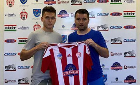 FOTO | Încă un transfer făcut de Sepsi Sfântu Gheorghe! Au luat de la Viitorul un jucător de 19 ani