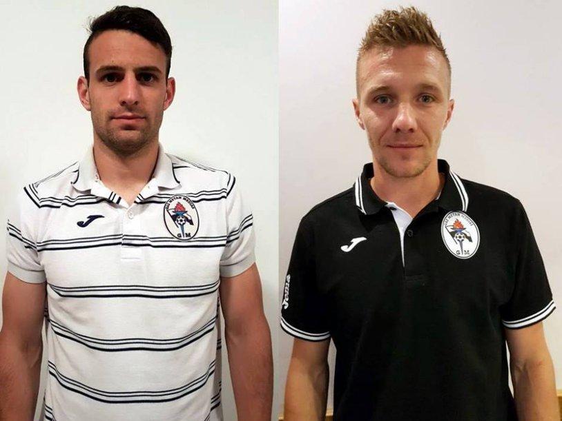 Filip Zderic şi Milan Mitic au semnat cu Gaz Metan Mediaş