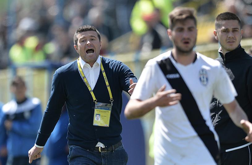 """Reacţia lui Daniel Opriţa după ce Juventus Bucureşti a învins-o cu 3-2 pe Fenerbahce: """"Ştiţi la ce ne-am gândit prima dată?"""""""