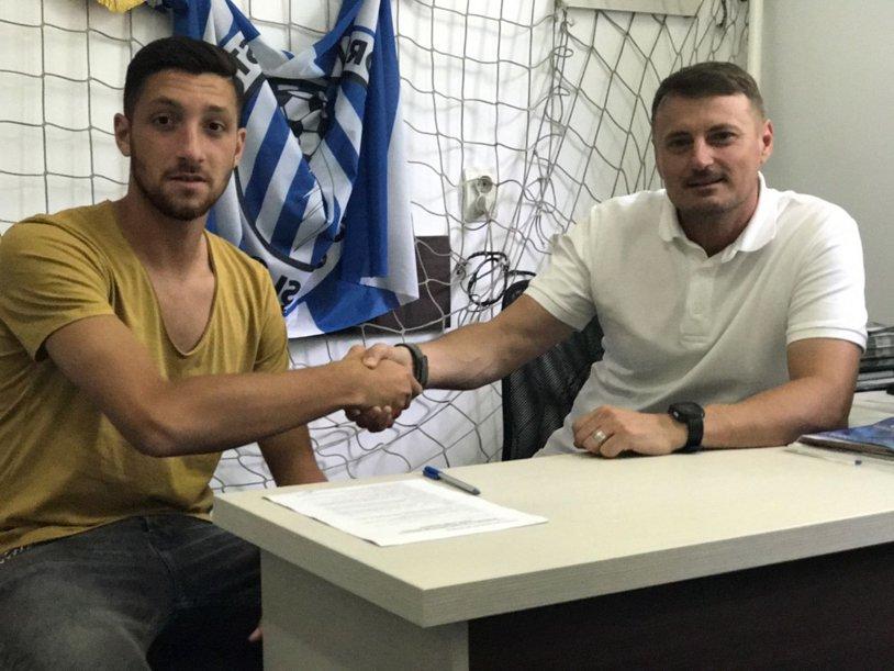 Un nou transfer la Iaşi! CSM Poli l-a luat pe tânărul Andu Moisi de la Ştiinţa Miroslava