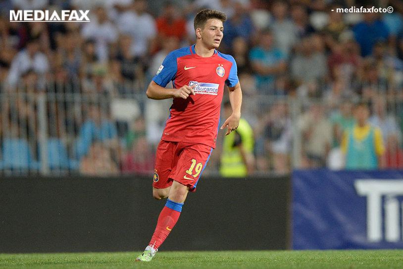 FCSB l-a împrumutat pe Vlad Mihalcea la ACS Poli Timişoara