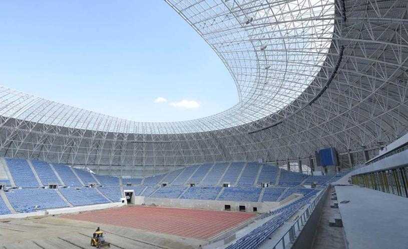 """Oltenii mai au de aşteptat. Inaugurarea stadionului """"Ion Oblemenco"""" a fost amânată din nou. Şanse mici ca CS U Craiova să joace în acest an pe noua arenă. Când ar putea fi gata"""