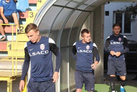 """FC Botoşani primeşte vizita CFR-ului în ultima partidă a primei etape!  Enache: """"Abordăm meciul de la egal la egal!"""""""