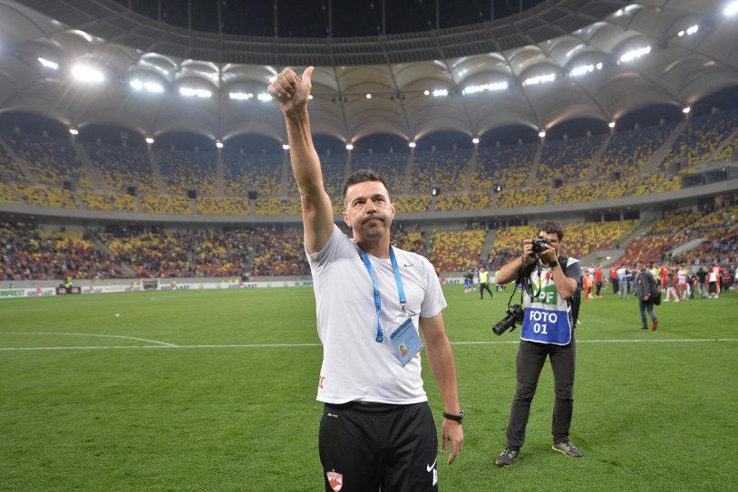 """Contra e mulţumit de transferuri. Reacţia lui """"Guriţă"""" după un start perfect în Liga 1"""