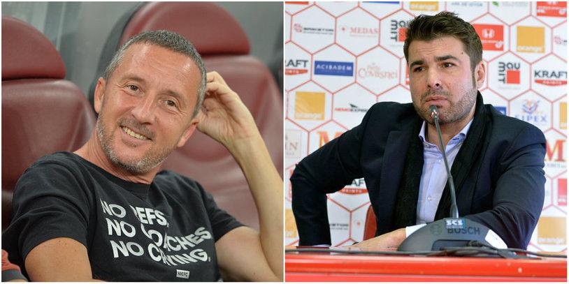Duel virtual FCSB – Dinamo. MM atacă pe Facebook, Mutu replică pe Twitter