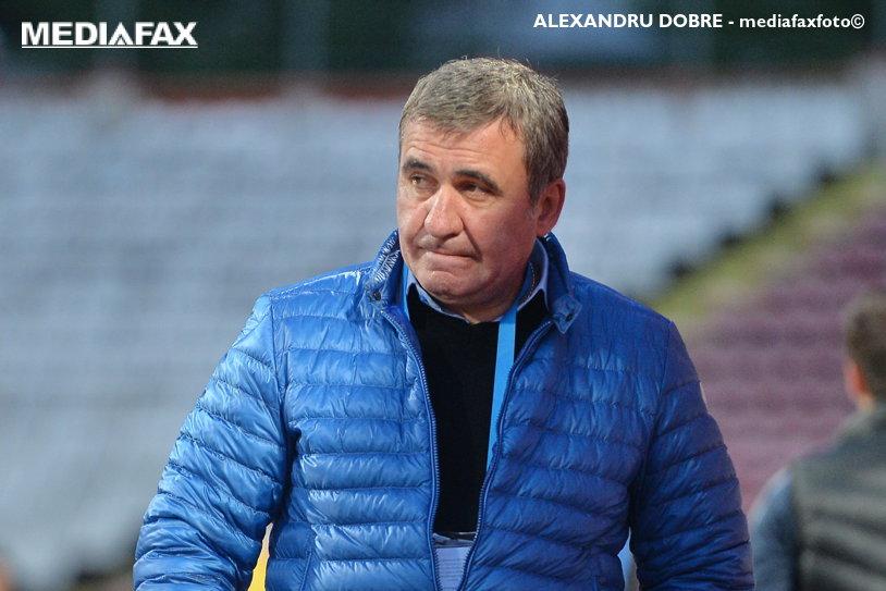 Viitorul - Gaz Metan Mediaş 3-0 | Casap a ieşit accidentat încă din primele minute. Ganea a marcat golul carierei! Buziuc a ratat două şanse imense pentru oaspeţi