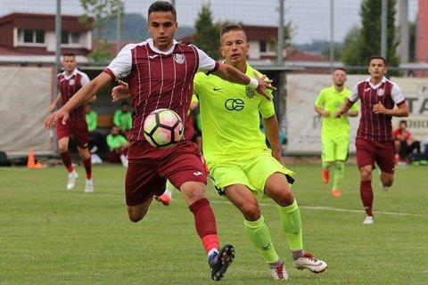 Debut sub aşteptări pentru Dan Petrescu! FC Botoşani - CFR 1-1. Hoban a deschis scorul, Burcă a stabilit scorul final. Clujenii au jucat jumătate de repriză cu un om în minus