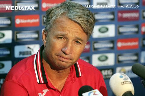 """Dan Petrescu, primele nemulţumiri de la revenirea în Liga 1! CFR a remizat la Botoşani: """"Dacă am trăi într-o lume normală, nu vorbesc de România..."""". Pe cine a dat vina şi adversarul care i-a furat privirea"""