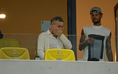 """SURPRIZĂ   Gigi Becali se gândeşte să mute FCSB-ul de pe Arena Naţională pe alt stadion: """"Păi cine joacă acolo? Ce, sunt prost la cap să-mi fac eu stadion?"""""""