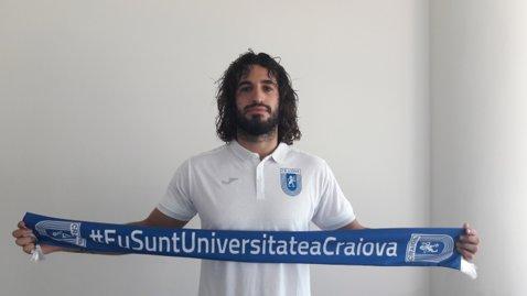 OFICIAL   Un nou transfer pentru Craiova: a fost supranumit 'noul Puyol' şi este vicecampion mondial