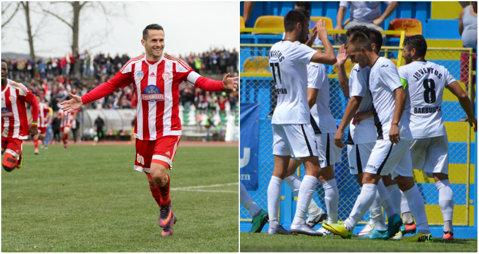 Sepsi - Juventus Bucureşti 2-1. Herea a făcut istorie la Sfântu Gheorghe! Covăsnenii reuşesc prima victorie în Liga 1, după un final de meci cu două goluri în prelungiri