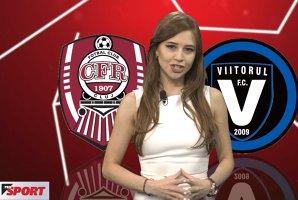 VIDEO | Totul despre Etapa a 2-a Ligii 1. CFR Cluj - Viitorul, primul derby pentru titlu. Analiza completă a rundei