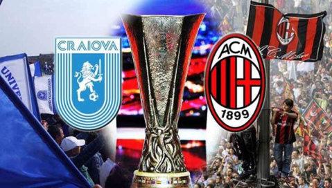 ULTIMA ORĂ | La Craiova nu se mai vând bilete pentru meciul cu AC Milan! Bişniţarii le-au scos pe tarabă cu 200 de lei!