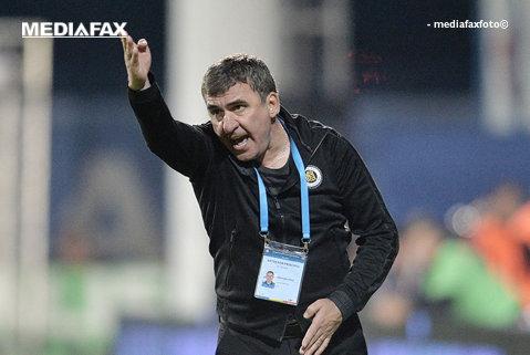 """Supărat, dar fair-play. Hagi: """"Felicit CFR! Reprezentăm România în Ligă, nu mai putem trăi din ce am făcut anul trecut"""". Pe cine a scos vinovat pentru primirea golului doi"""