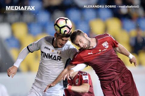 Balaur şi Balauru l-au învins pe Balaure. FC Voluntari - Astra 3-1, după un meci dominat în mare parte de echipa lui Claudiu Niculescu