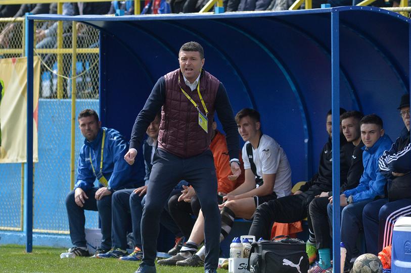 Juventus Bucureşi - FC Voluntari 0-0. Băieţii lui Opriţa au obţinut primul punct din acest sezon. Ilfovenii au ajuns la cota patru