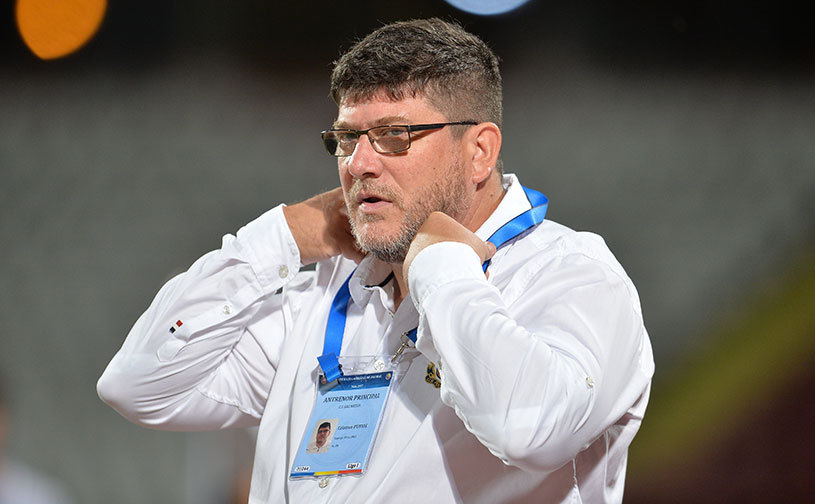 Suporterii i-au cerut demisia lui Cristi Pustai. Antrenorul lui Gaz Metan Mediaş, declaraţii tranşante la finalul meciului cu CFR