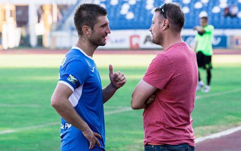 """""""Triplă"""" de foc pentru ieşeni. Trupa lui Stoican joacă într-un interval de opt zile cu CFR Cluj, FCSB şi Dinamo"""