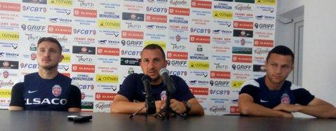 """Botoşani e lider în Liga 1, Enache nu se entuziasmează: """"Ne ştim statutul. Vorbim doar de trei etape, de o conjunctură..."""""""