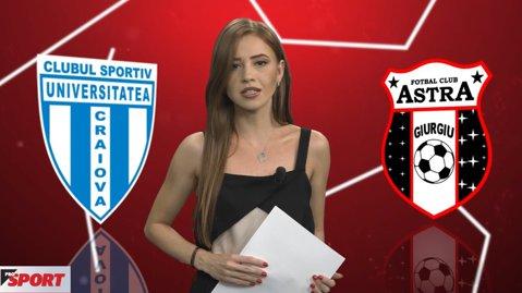 VIDEO | Totul despre Etapa 4 a Ligii 1! Trei dintre pretendentele la titlu joacă în deplasare. Reuşesc FCSB şi CFR Cluj să rămână neînvinse?