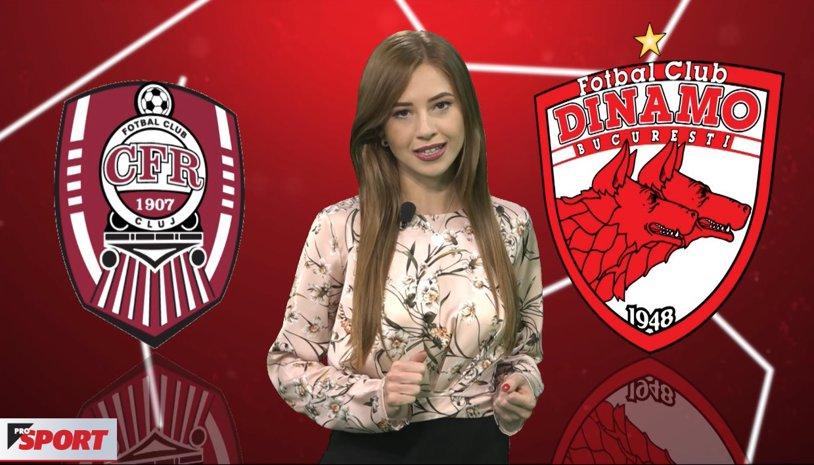 VIDEO | Totul despre Etapa 5 a Ligii 1! CFR Cluj - Dinamo e derby-ul rundei. Golofca poate debuta la FCSB