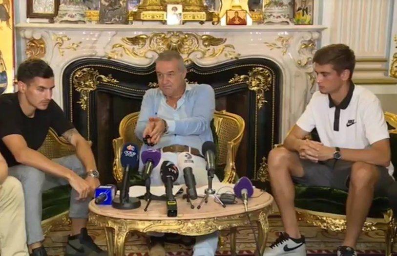 """Nedelcu şi Benzar nu sunt ultimele """"lovituri""""! Becali a anunţat că mai vrea un jucător de la Hagi: """"Gică va câştiga mult"""""""