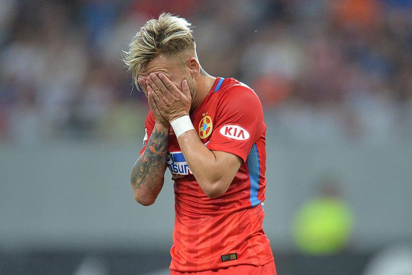 """Golofca a debutat pentru FCSB: """"Sunt supărat, îmi doream să câştigăm!"""" Mijlocaşul acuză o accidentare"""