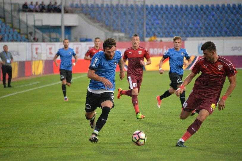 Campionii au ajuns la cinci meciuri fără victorie! ACS Poli – Viitorul 0-0, într-o partidă în care ambele formaţii s-au încurcat în faţa porţii