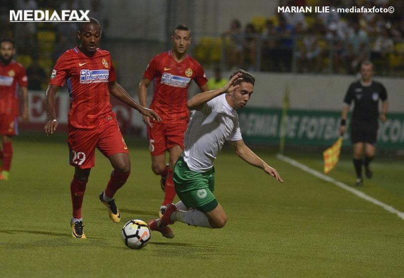 Sfârşit de drum pentru un fotbalist de la FCSB! APOEL transferă din România, după ce a eliminat Viitorul din preliminariile Ligii