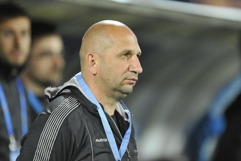 Concordia - Juventus 1-1. Cristescu şi Măzărache au marcat singurele goluri ale meciului înainte de pauză