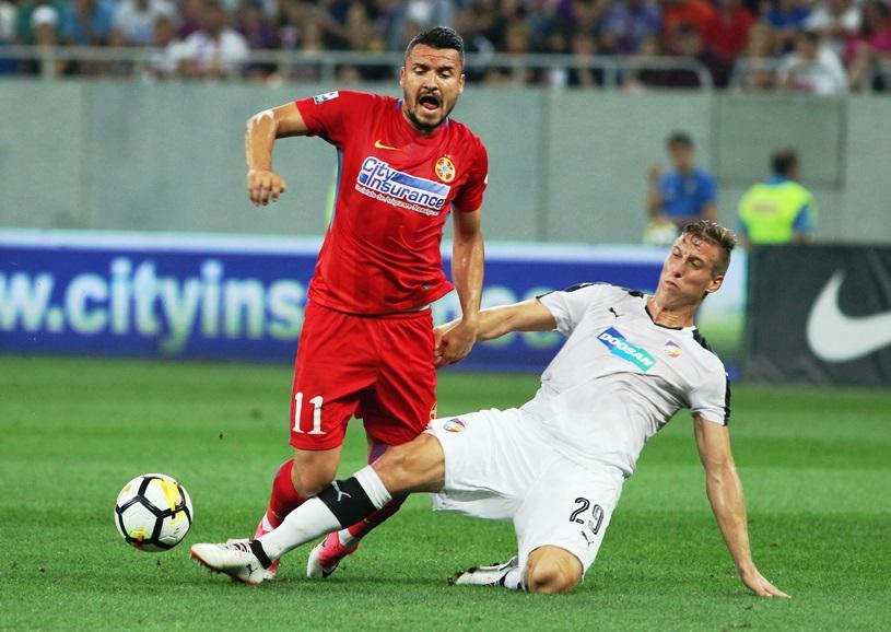 Budescu nu va putea juca în meciul tur cu Sporting! Prima partidă în care îl va folosi Dică