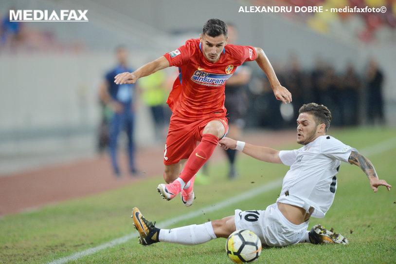 Cine-l mai salvează pe Dică? FCSB - Astra 1-1, un meci în care transferurile de milioane ale lui Becali nu au putut depăşi improvizaţiile lui Iordănescu