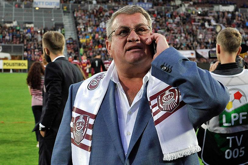 """Iuliu Mureşan, replică tăioasă după ironiile lui Mihai Stoica: """"Dacă a spus «forţa, forţa, CFR» înseamnă că..."""""""