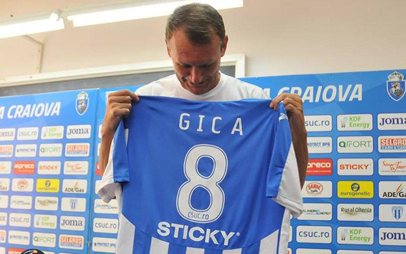 """Reacţia lui Gică Craioveanu, după ce Băluţă i-a spus """"NU"""" lui Becali: """"Craiova nu e o echipă mare?"""". Se anunţă noi transferuri în Bănie"""